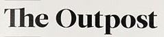 Magazine design The Outpost magazine